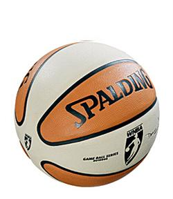 Spalding WNBA Two Panels Game Ball Cross Traxion Str. 6