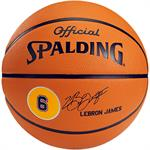 Spalding NBA Playerball Lebron James Basketball Str. 7