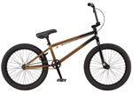 "GT Performer BMX 20"" Brunmetallic 2016 model"