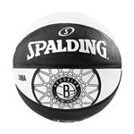 Spalding NBA Teamball Brooklyn Nets Basketball Str. 7