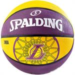 Spalding NBA Teamball L.A.Lakers Basketball Str. 5
