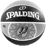 Spalding NBA Teamball San Antonio Spurs Basketball Str. 5