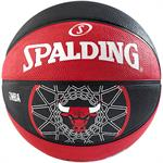 Spalding NBA Teamball Chicago Bulls Basketball str. 5